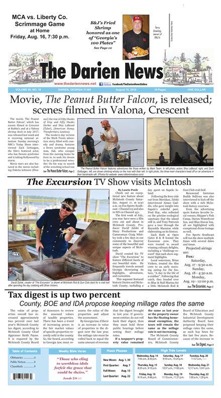 The Darien News