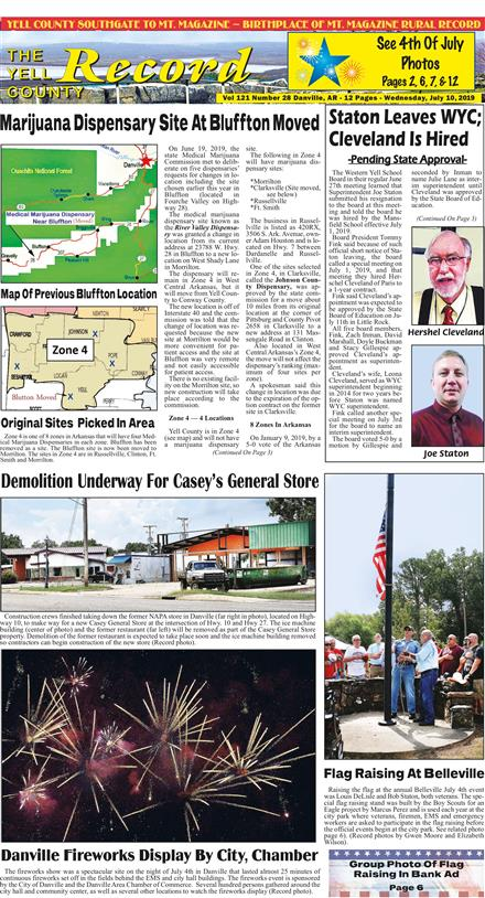 The Yell County Record