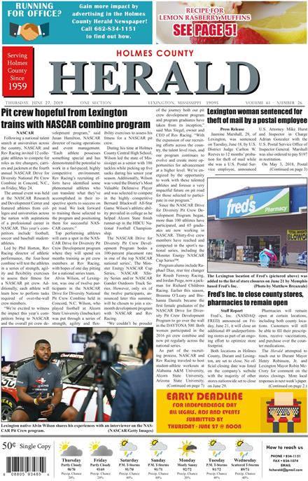 Holmes County Herald