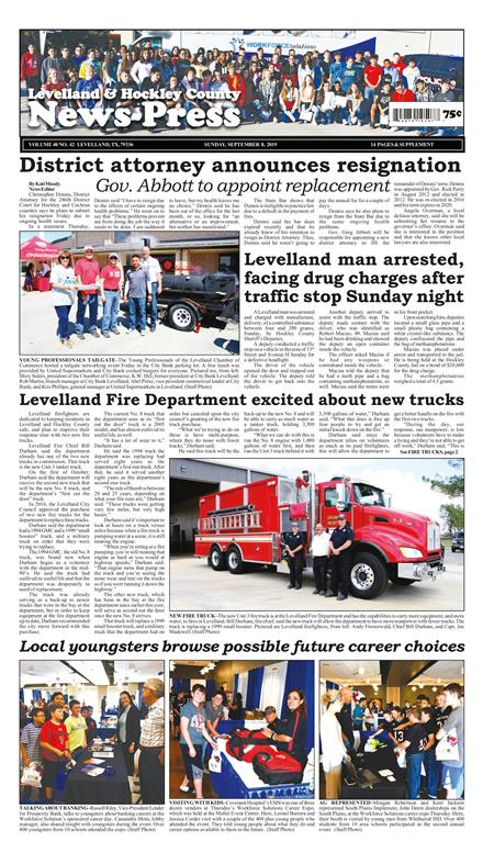 Levelland & Hockley News - Press, This Week's Issue - PDF