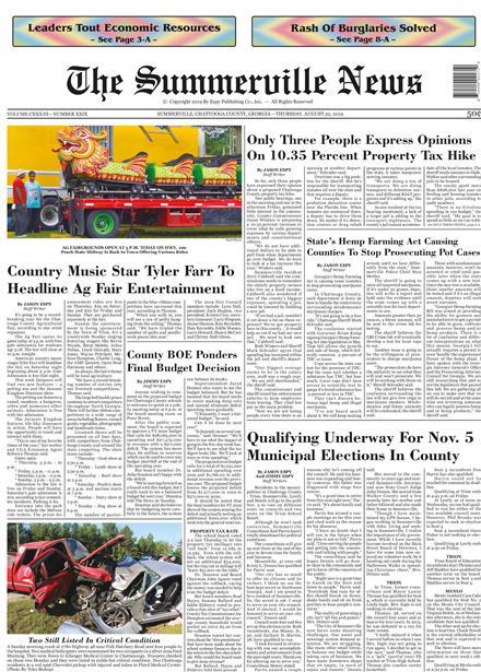 The Summerville News